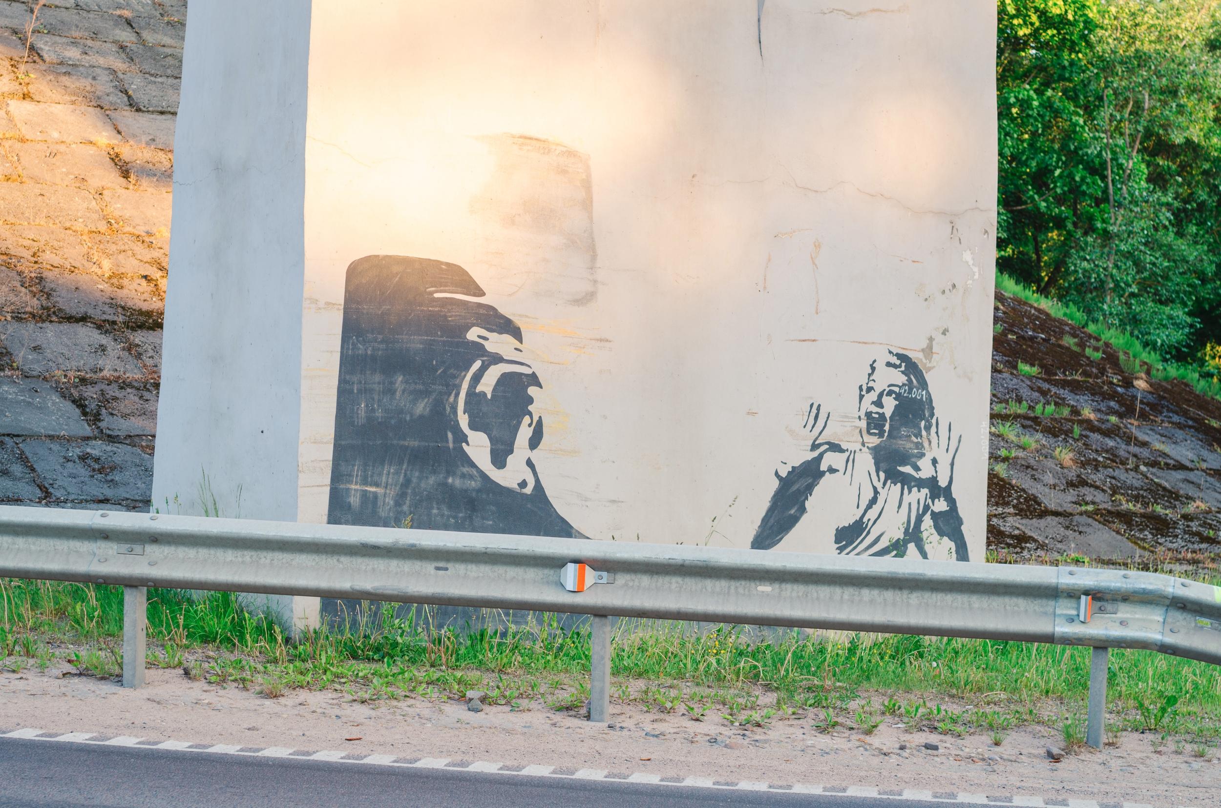 Gatvės menas Kaune I - Vilmantas Ramonas