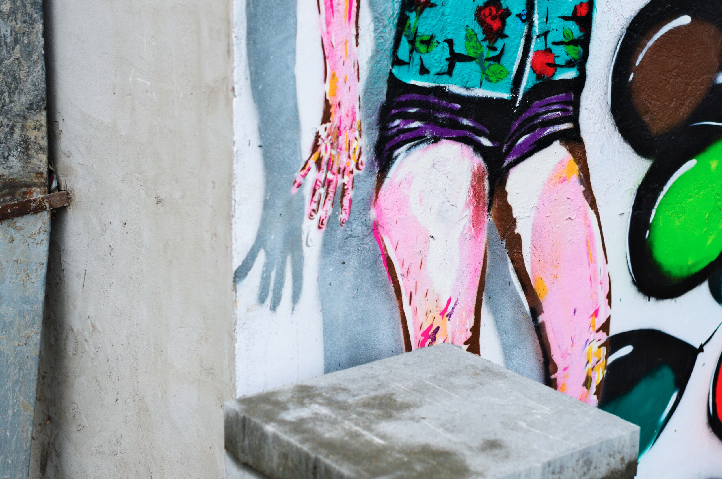 Balionai - gatvės menas - Vilmantas Ramonas
