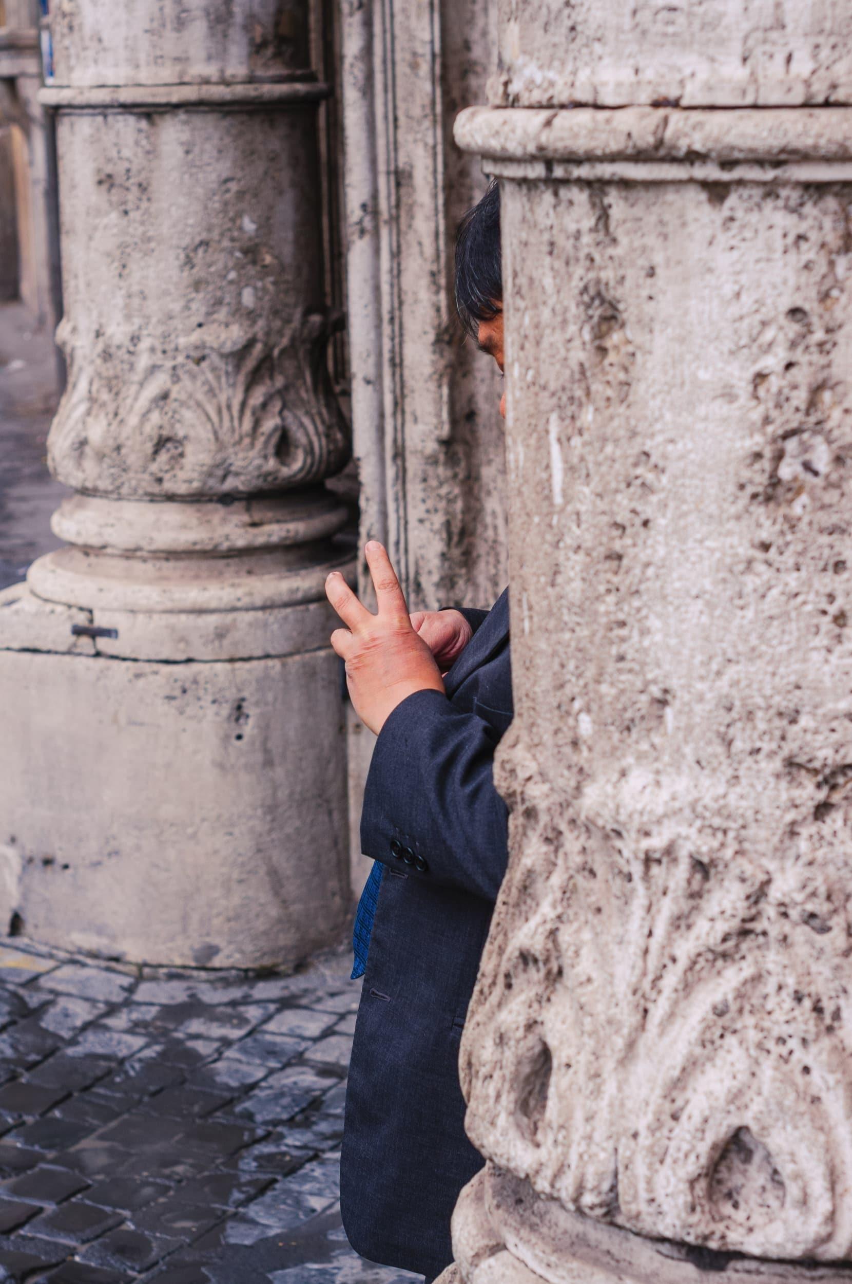 Archyvai II - Roma - Vilmantas Ramonas