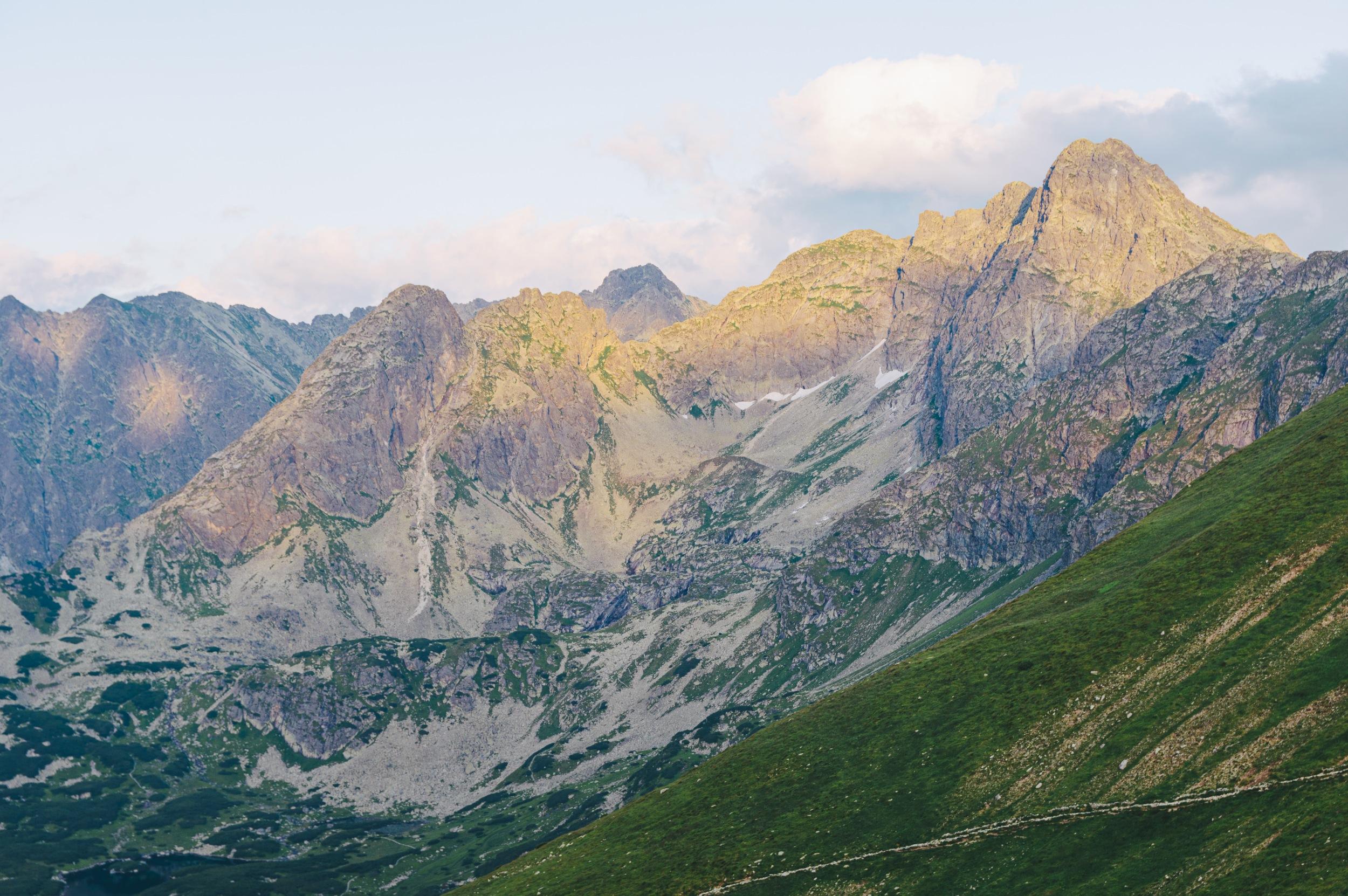 Zakopanės kalnai - Vilmantas Ramonas