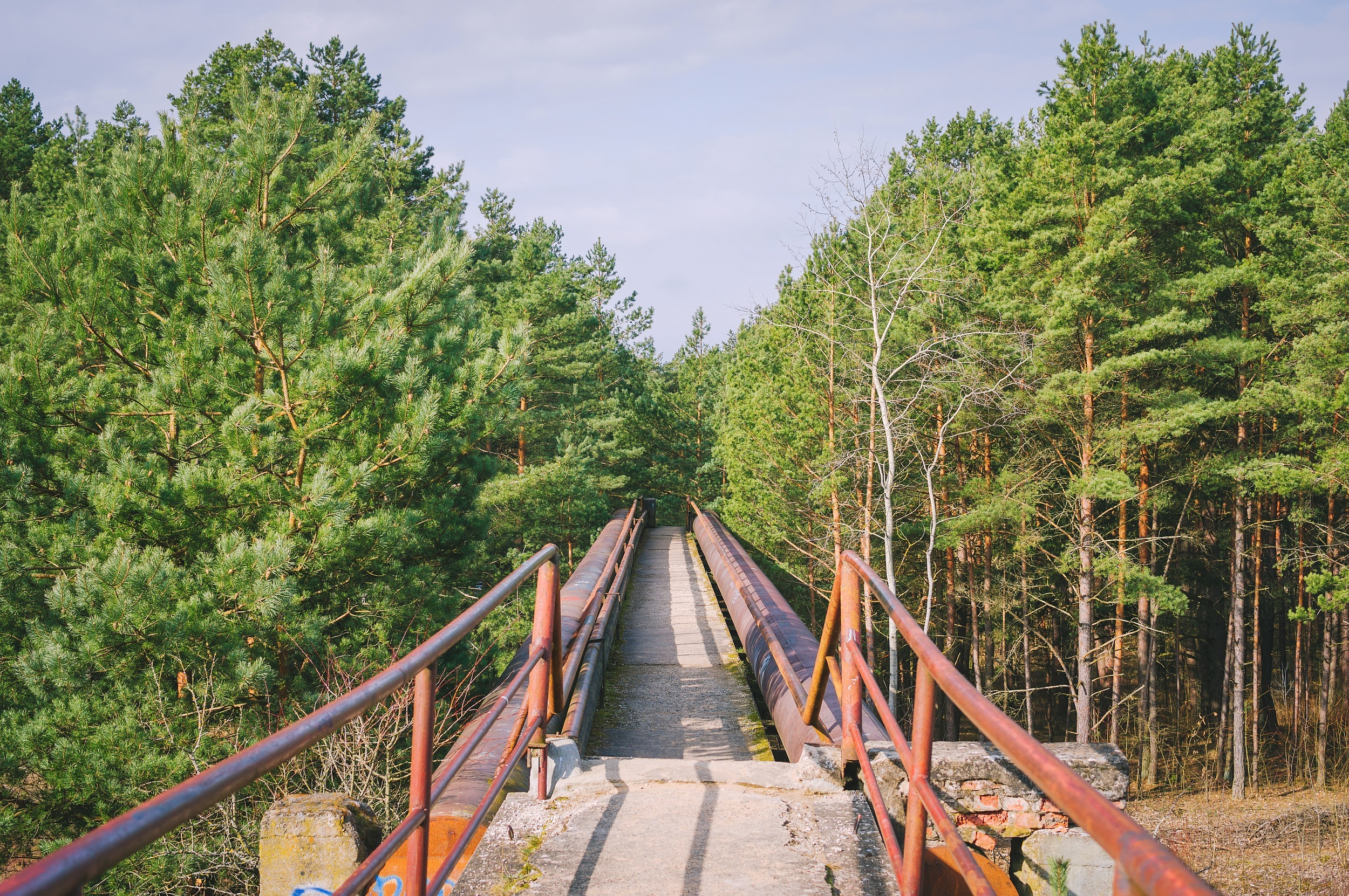 Chernobyl movie bridge - Vilmantas Ramonas