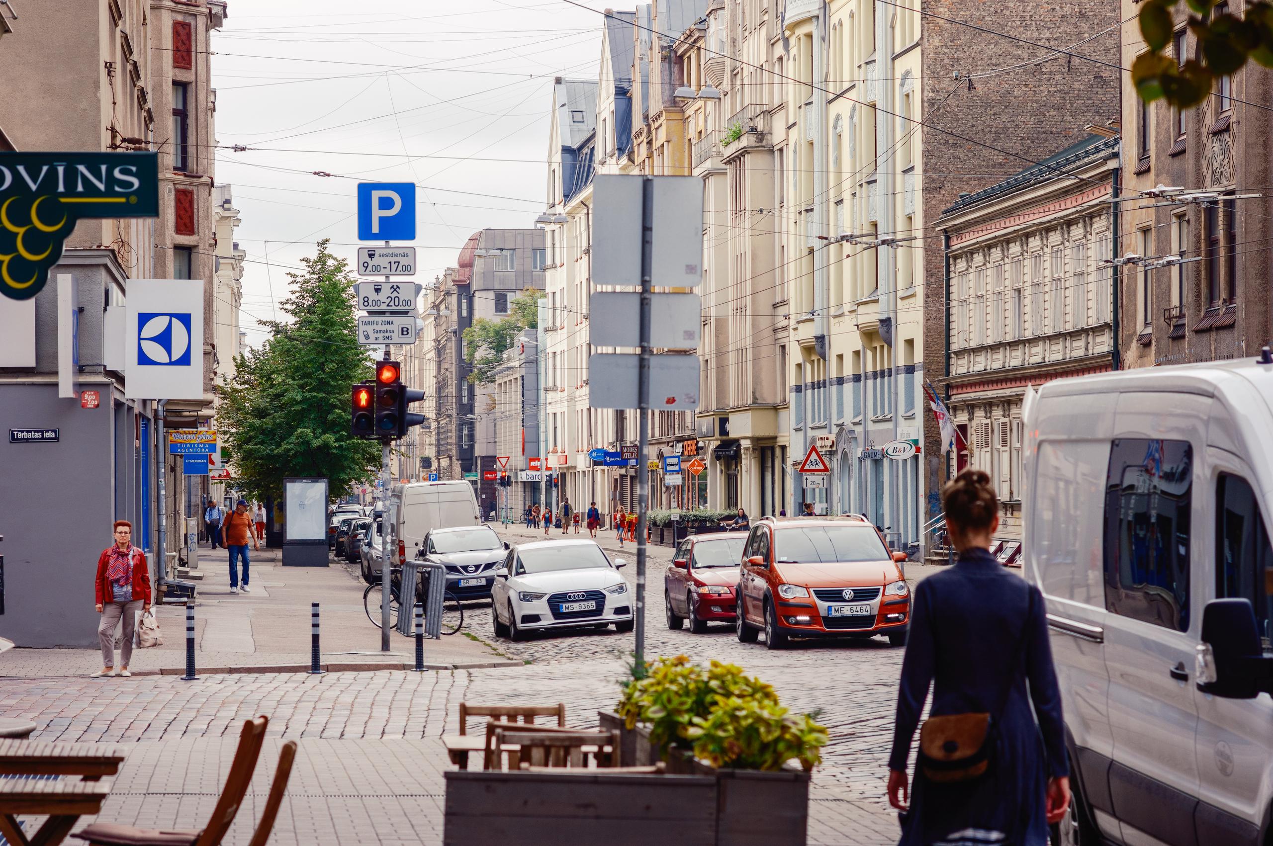 Latvijos sostinė Ryga - Vilmantas Ramonas